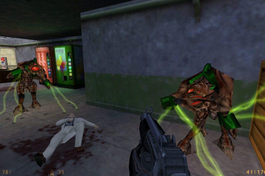 Half-life nemici