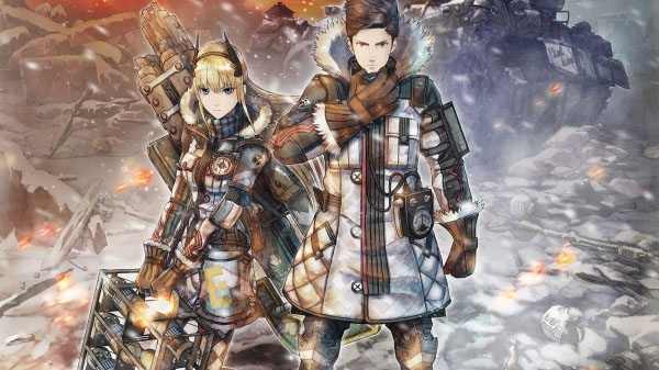 valkyria chronicles 4 trailer