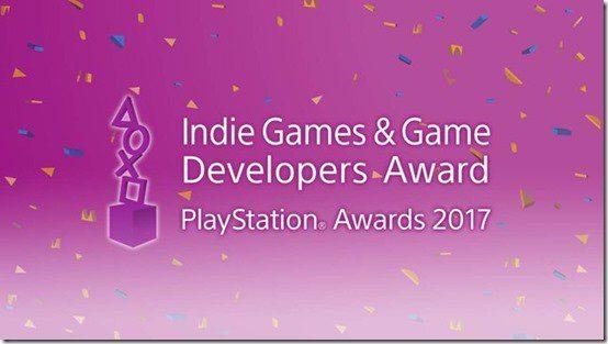 playstation awards indie