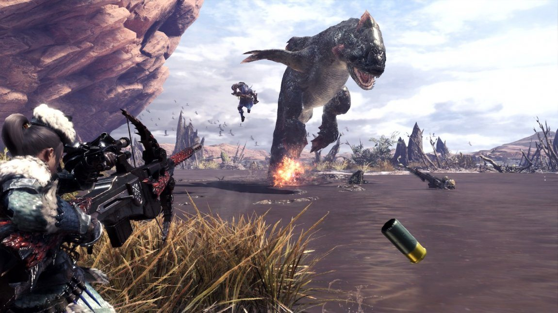 monster hunter world no microtransazioni