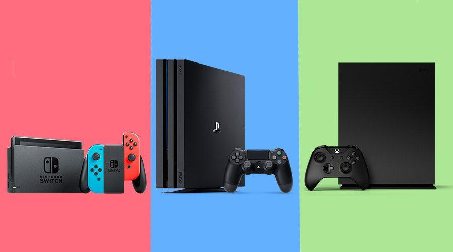 xbox one x vs nintendo switch