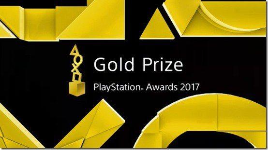 playstation awards oro
