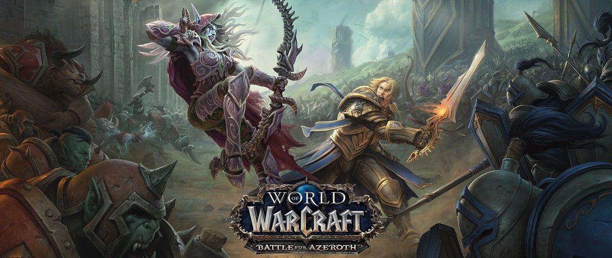world of warcraft azeroth