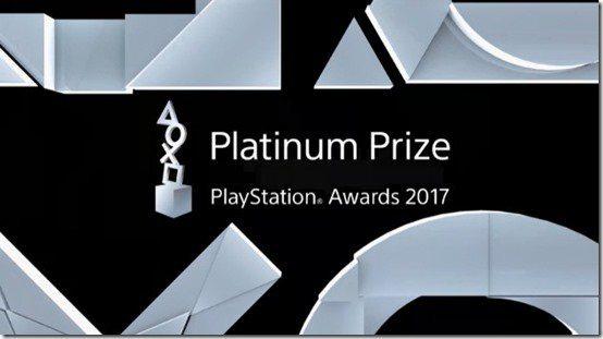 playstation awards platino