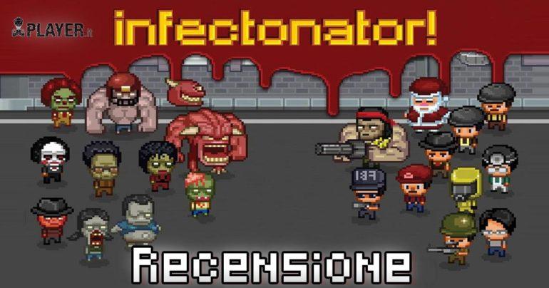 infectonator recensione mobile