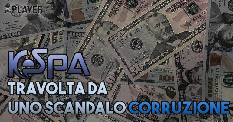 kespa scandalo corruzione