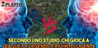 league of legends intelligenza studio