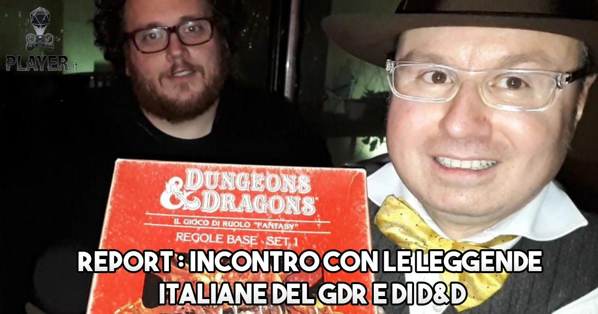 D&D italian legends