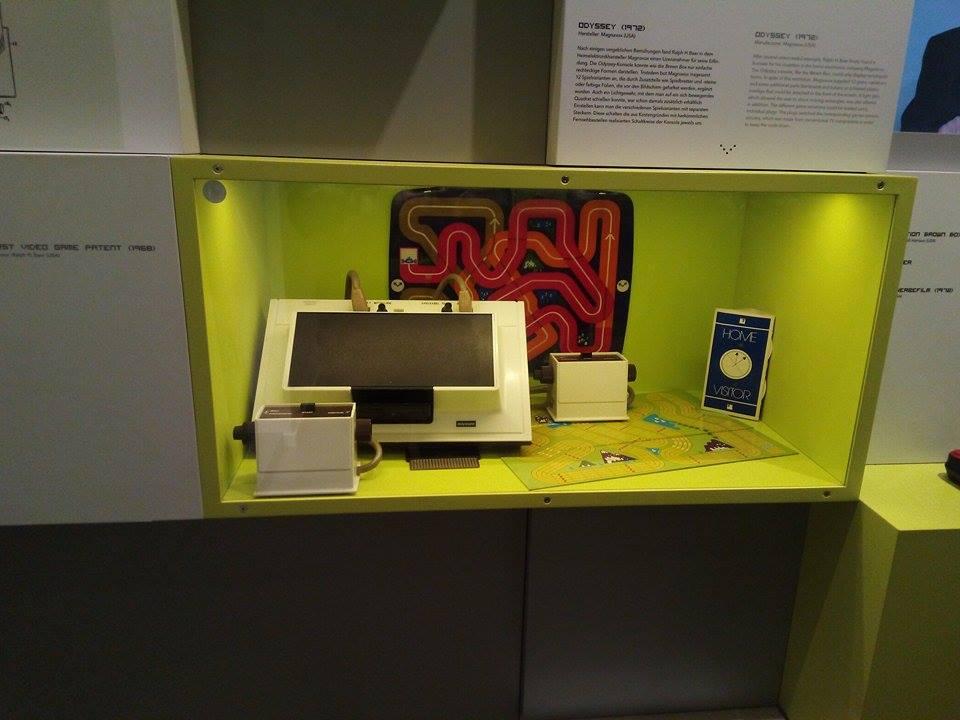 Computerspielemuseum Berlin magnovox odyssey