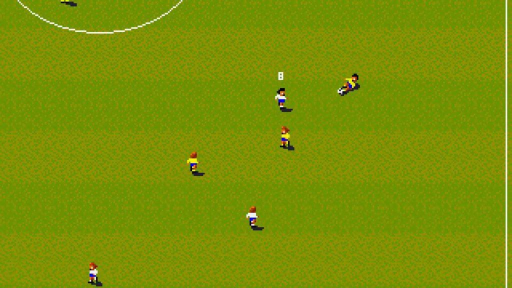 Sensible Soccer campo da gioco