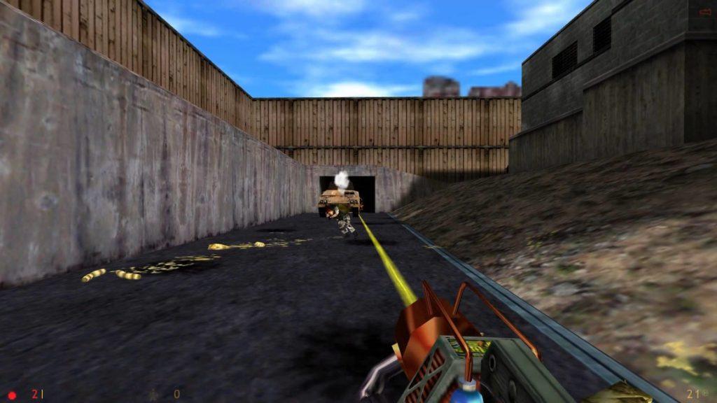 Half-Life armi