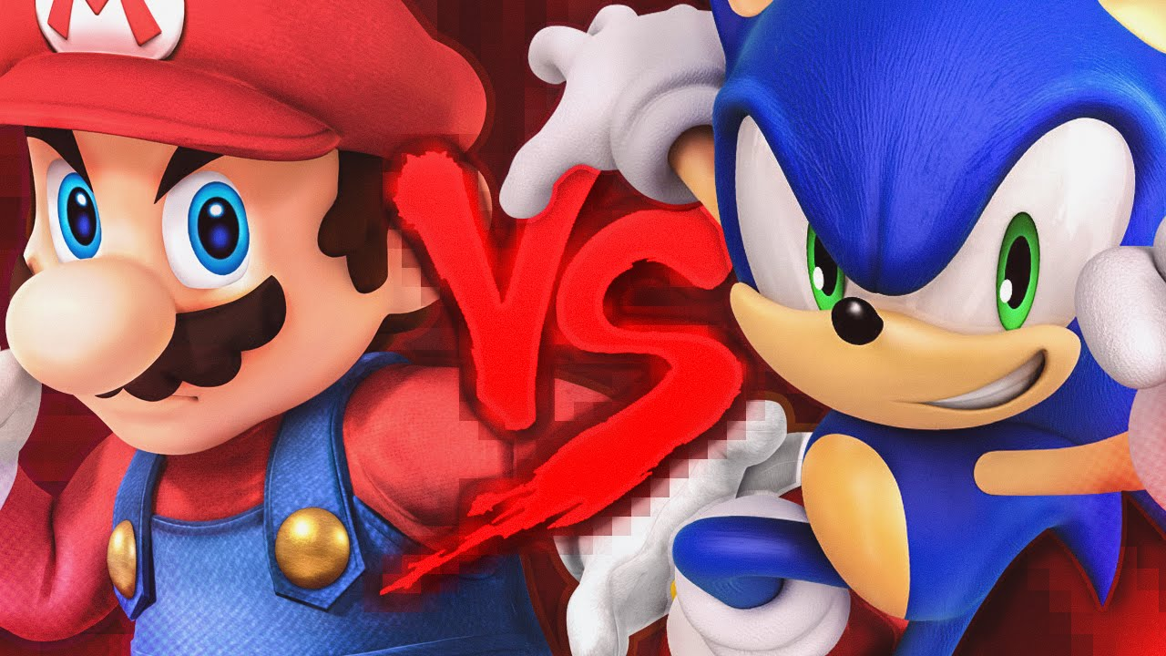 sonic forces mario