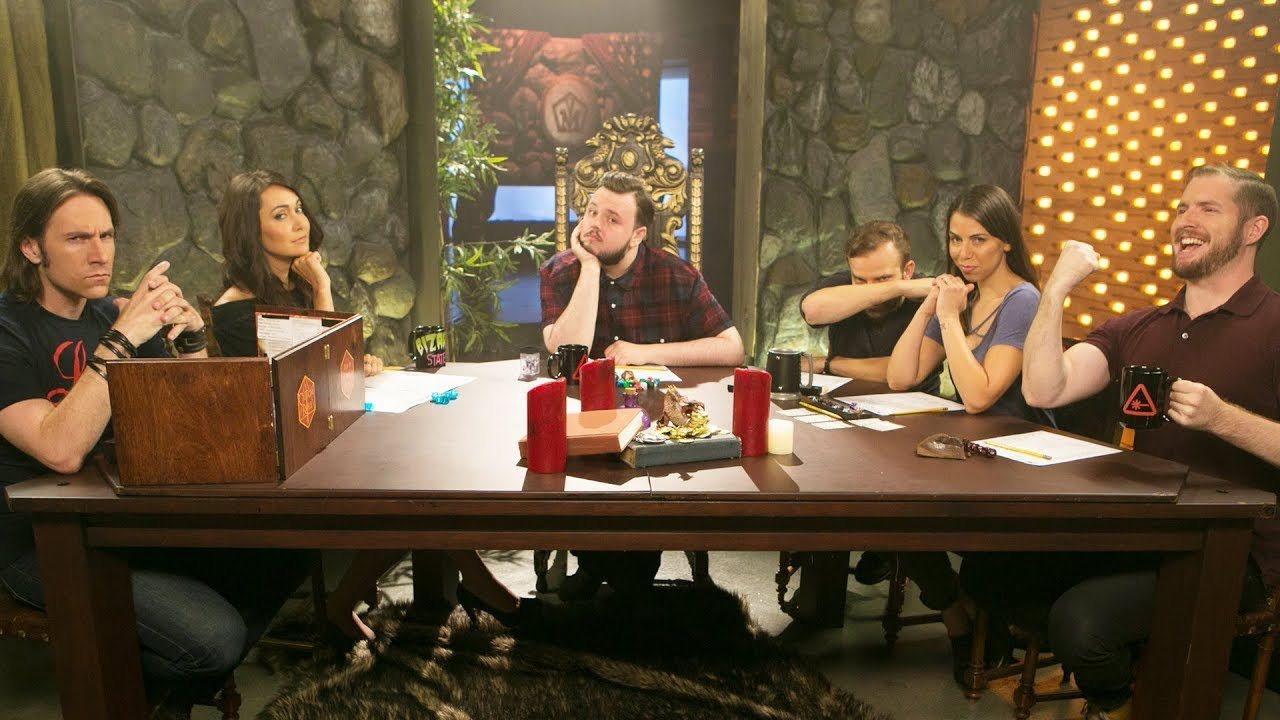 Dungeons & Dragons su twitch