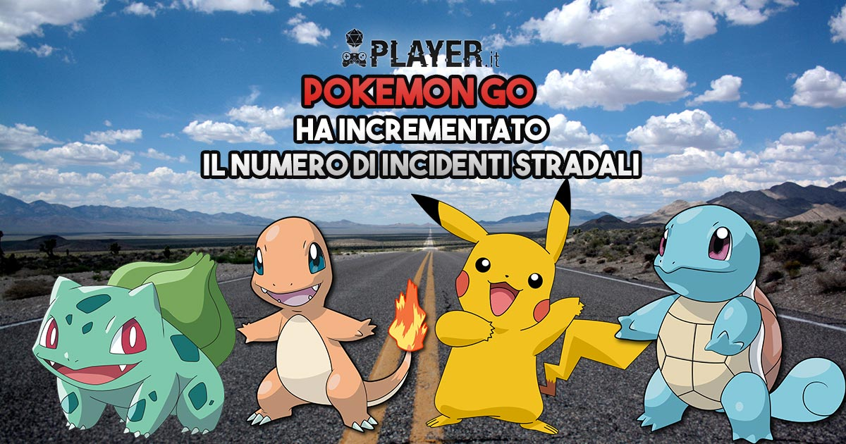 pokemon go incidenti stradali