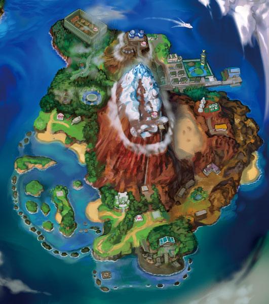 Pokemon Ultrasole e Ultraluna Guida e soluzione completa