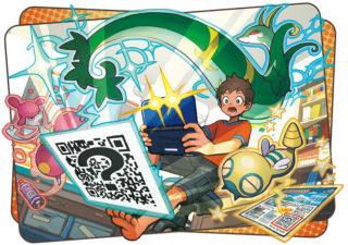 Tutti i QR code da scansionare in Pokemon Ultrasole e Ultraluna