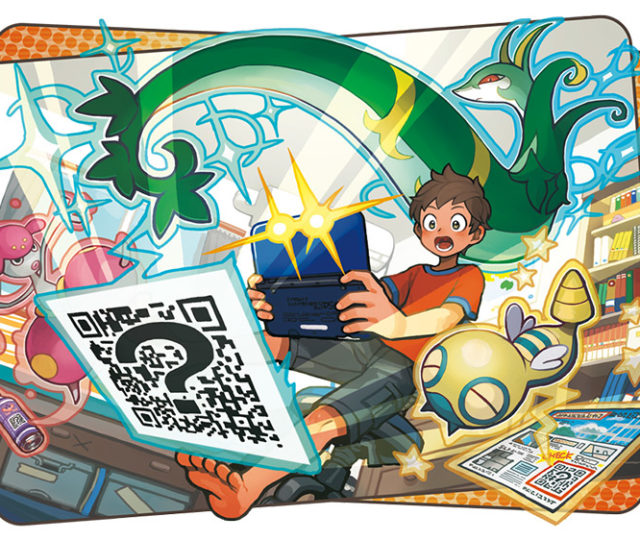 Tutti i QR code da scansionare in Pokemon Ultrasole e Ultraluna