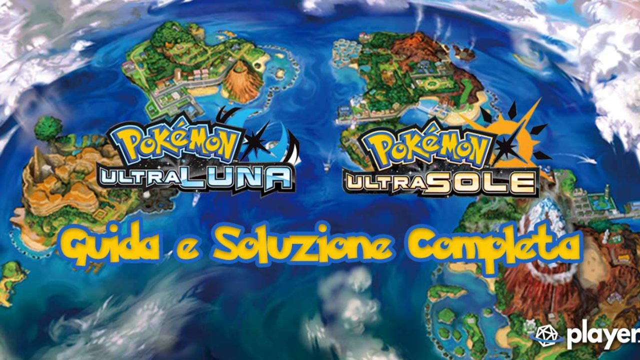 Soluzioni Giardino Delle Parole pokemon ultrasole e ultraluna - soluzione e guida
