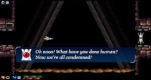 Super Hydorah Dialogo