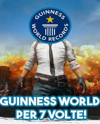 pubg guinness world records