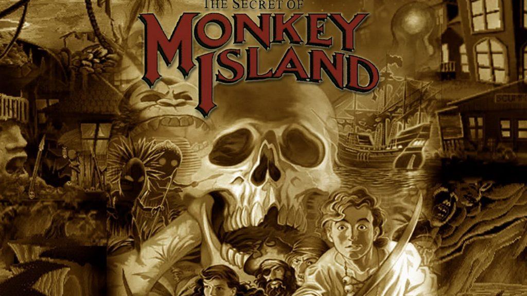 Monkey island copertina