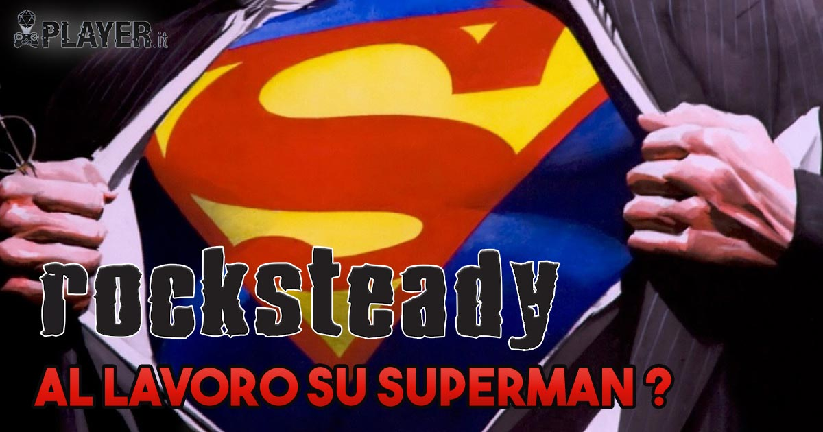 superman rocksteady