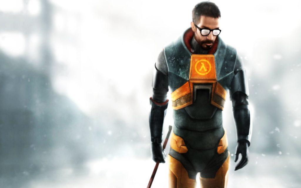 Half-Life gordon