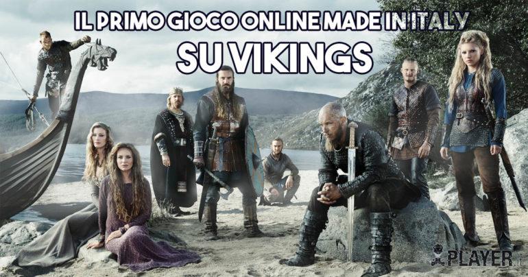 gioco online vikings