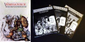 Warhammer 1th edition