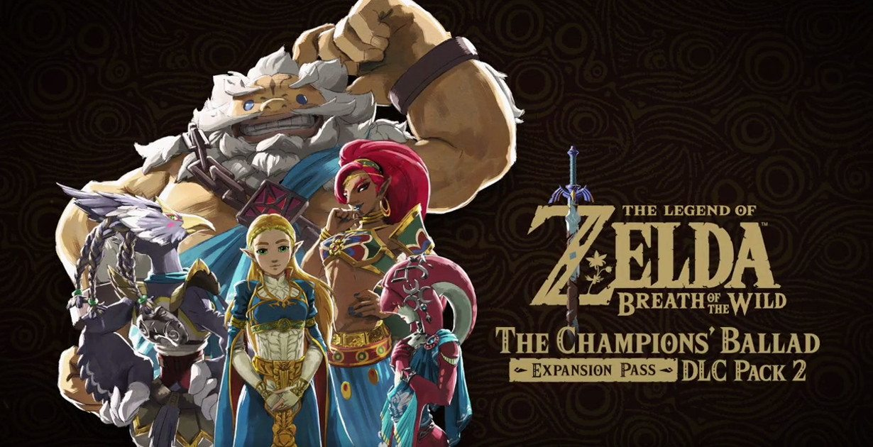 zelda breath of the wild champions ballad