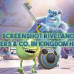 Screenshot rivelano Monsters & Co. in Kingdom Hearts III