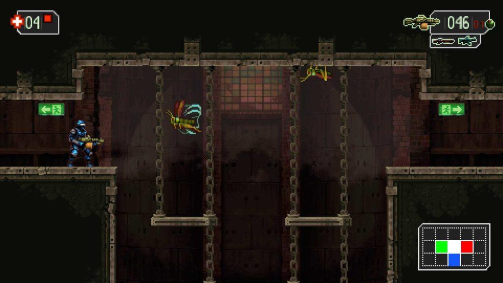 The Mummy Demastered platforming