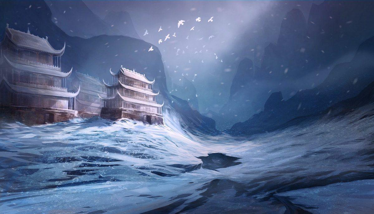 sessioni fantasy tempio montagna