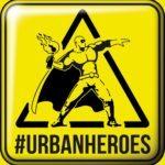#Urban Heroes - Logo