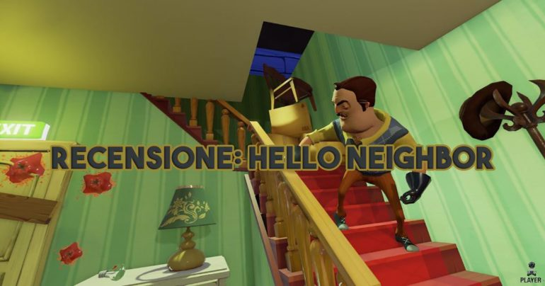 Recensione: Hello Neighbor