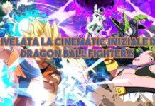 Rivelata la cinematic iniziale di Dragon Ball FighterZ