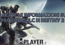 Leakate le informazioni sul prossimo DLC di Destiny 2