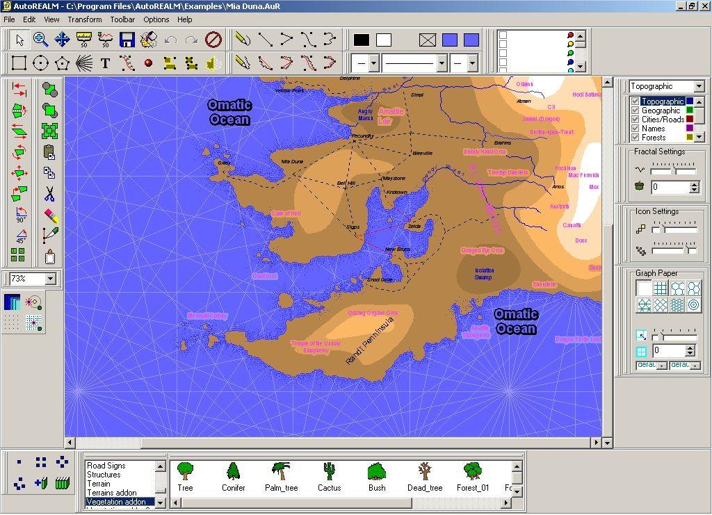Programmi gratuiti per creare mappe per il gioco di ruolo for Come costruire un programma online casa gratuitamente