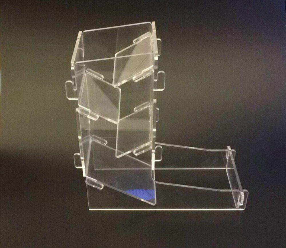 torre lancia dadi di vetro