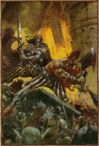 Warhammer Gotrek Felix