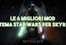 Le 6 migliori mod a tema Star Wars per Skyrim