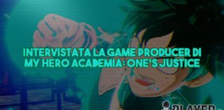Intervistata la Game Producer di My Hero Academia: One's Justice