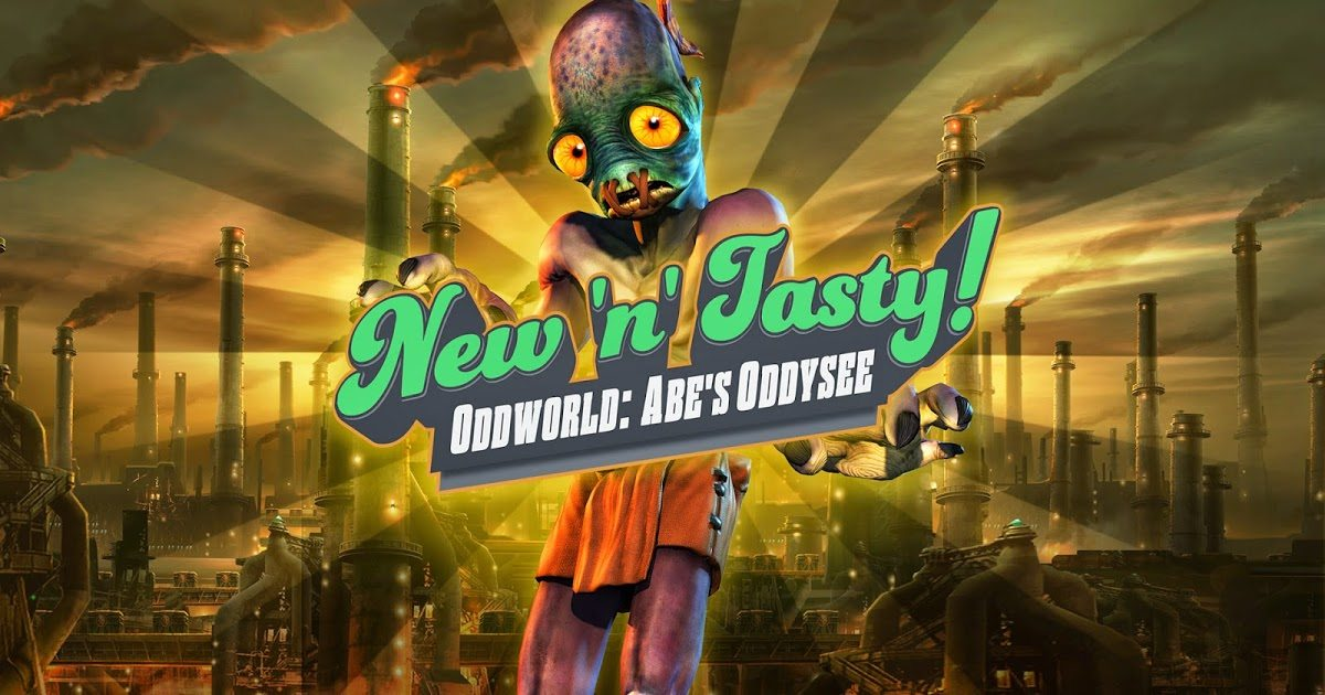 Oddworld: New 'n' Tasty arriva su iOS, Android e Shield