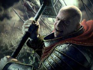 Warhammer Sigmar priest