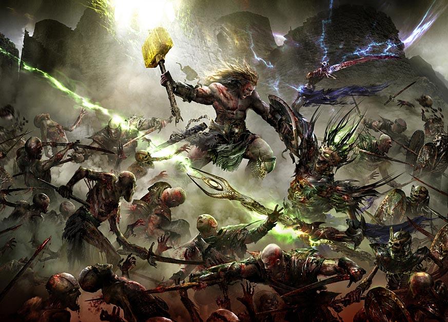 Warhammer Sigmar Nagash