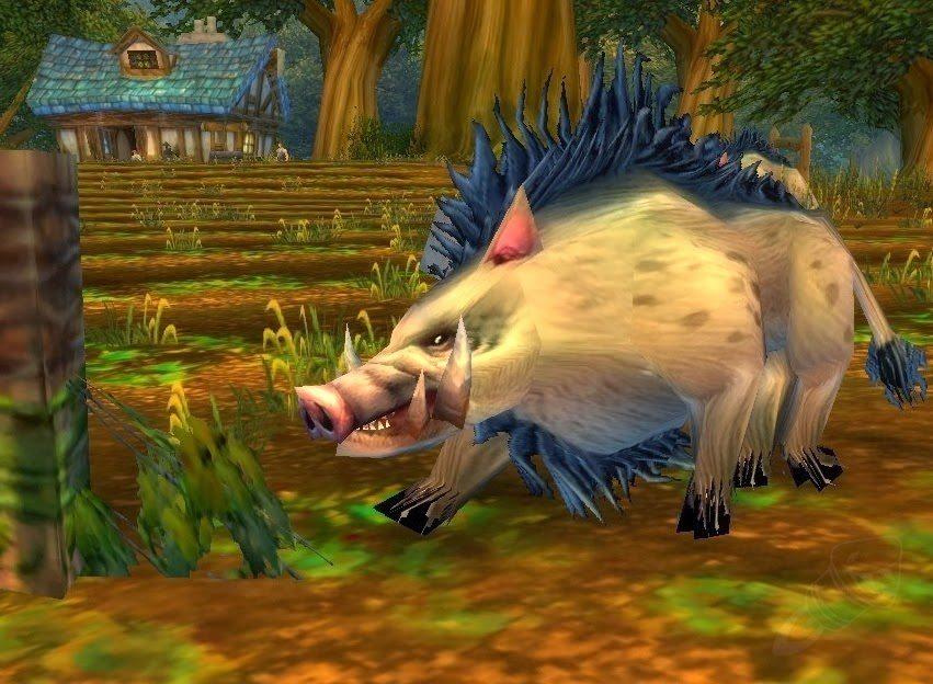 Stonetusk Boar