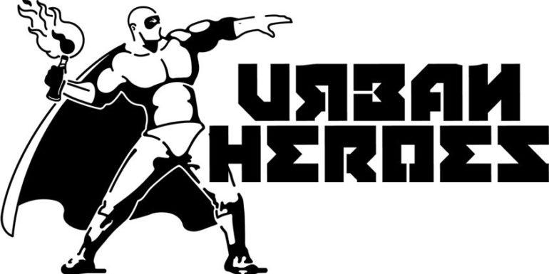 #Urban Heroes Logo