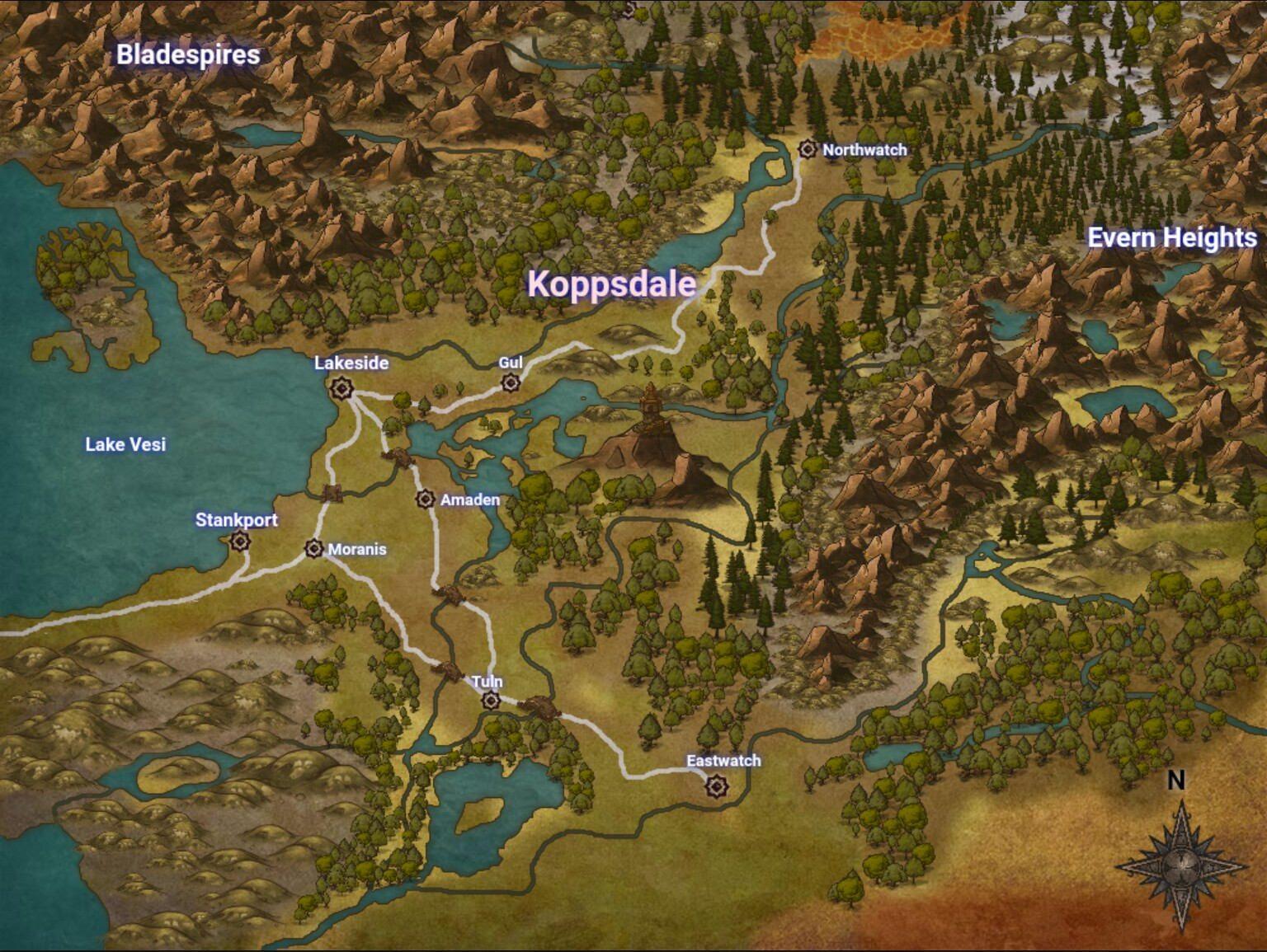 Programmi gratuiti per creare mappe per il gioco di ruolo for Creare piantina casa online