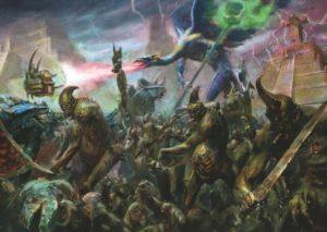Warhammer catastrofe