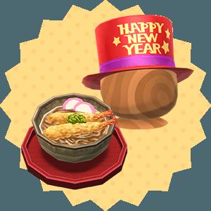 Animal Crossing Pocket Camp Capodanno